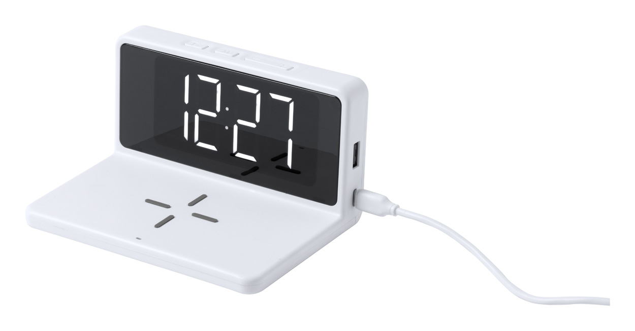 Minfly alarm clock wireless charger