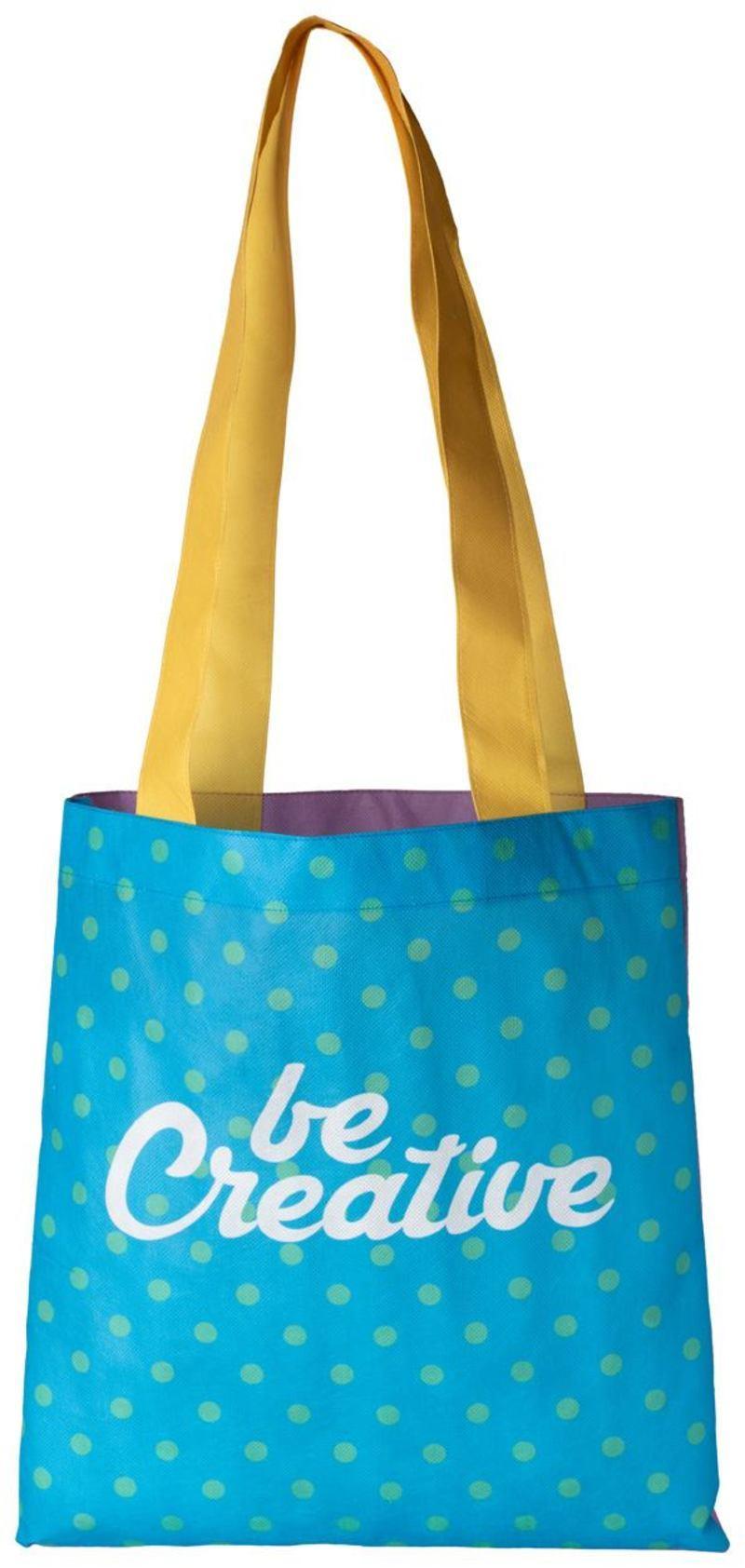 SuboShop A custom non-woven shopping bag