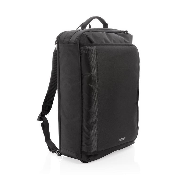 Swiss peak convertible travel backpack PVC free
