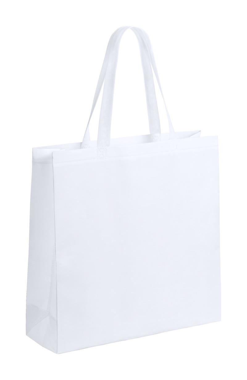 Decal shopping bag