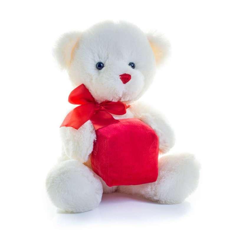 HEART/GIFT BEAR