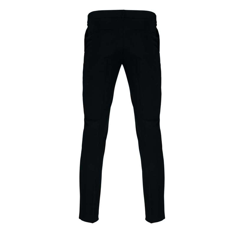 LADIES' TAPERED LEG TROUSER