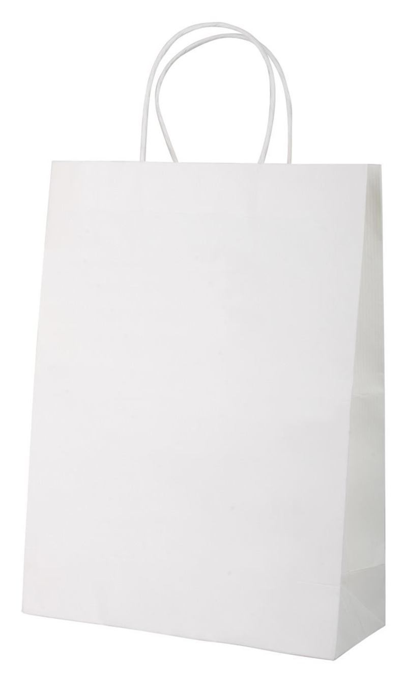 Mall paper bag