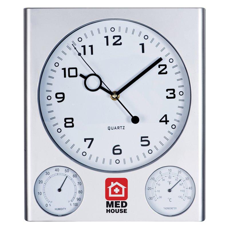 Wall clock Den Haag