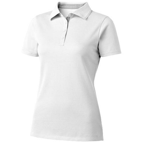 Hacker short sleeve ladies polo