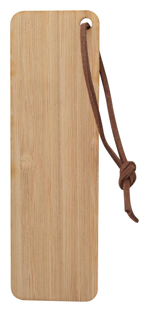 Boomark bamboo bookmark