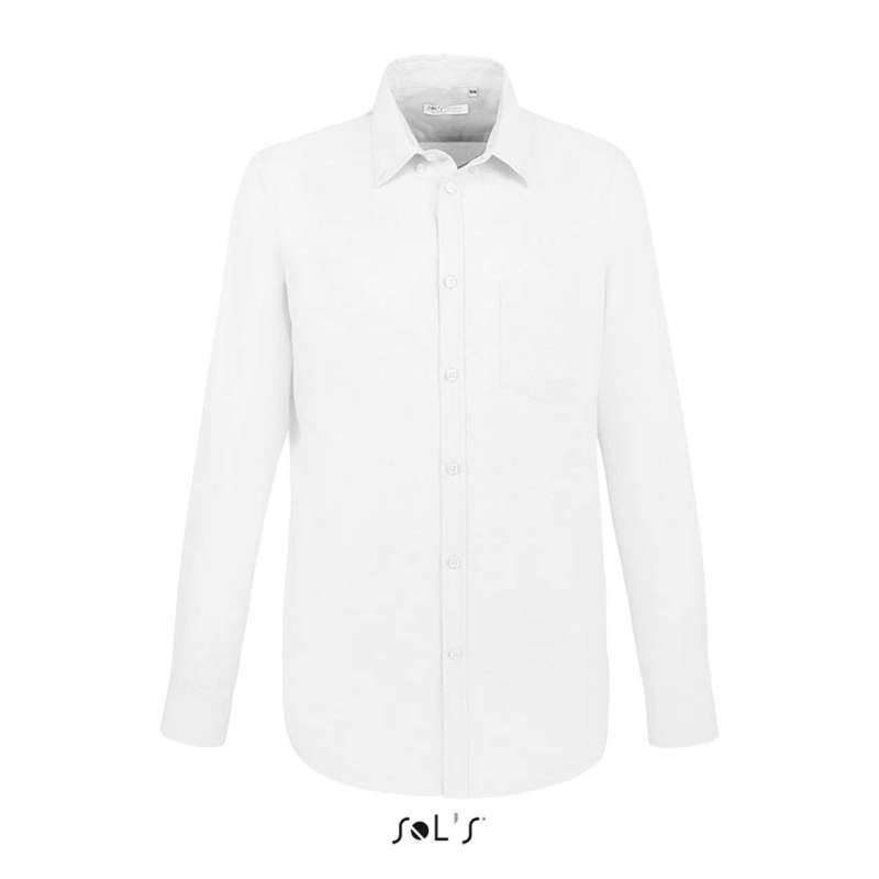 BOSTON FIT - LONG SLEEVE OXFORD SHIRT