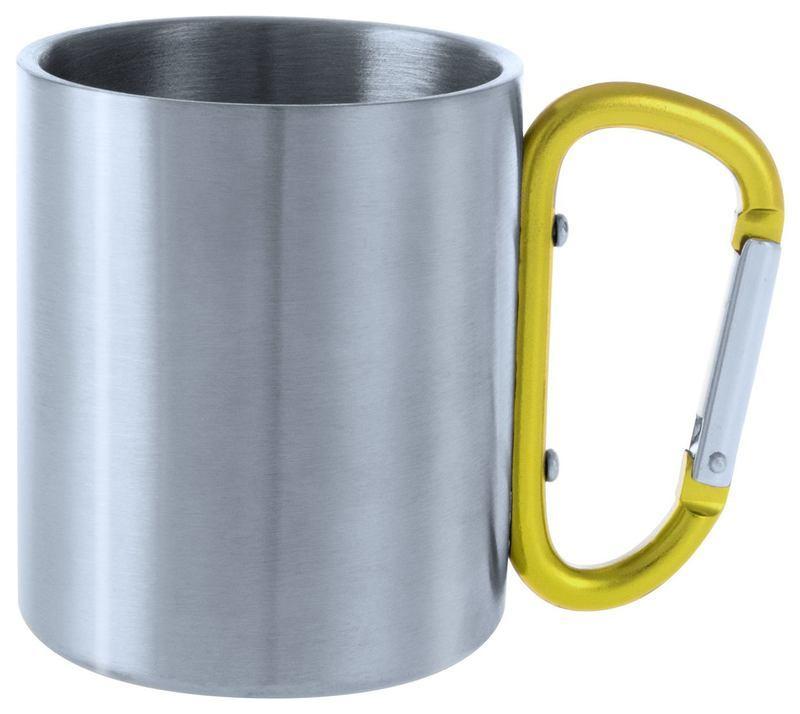Bastic metal mug