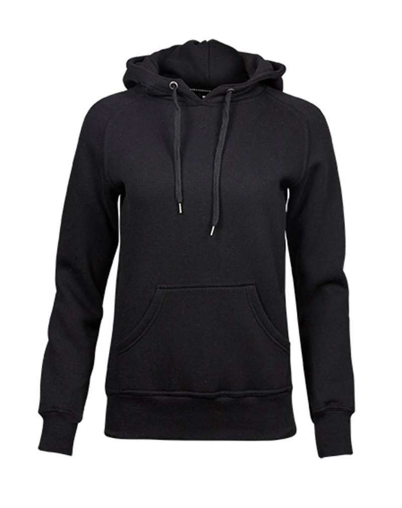 LADIE'S HOODED SWEATSHIRT