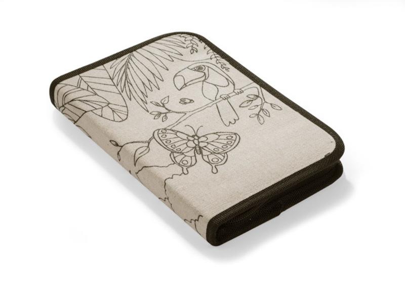 Pencil case PASTELLI