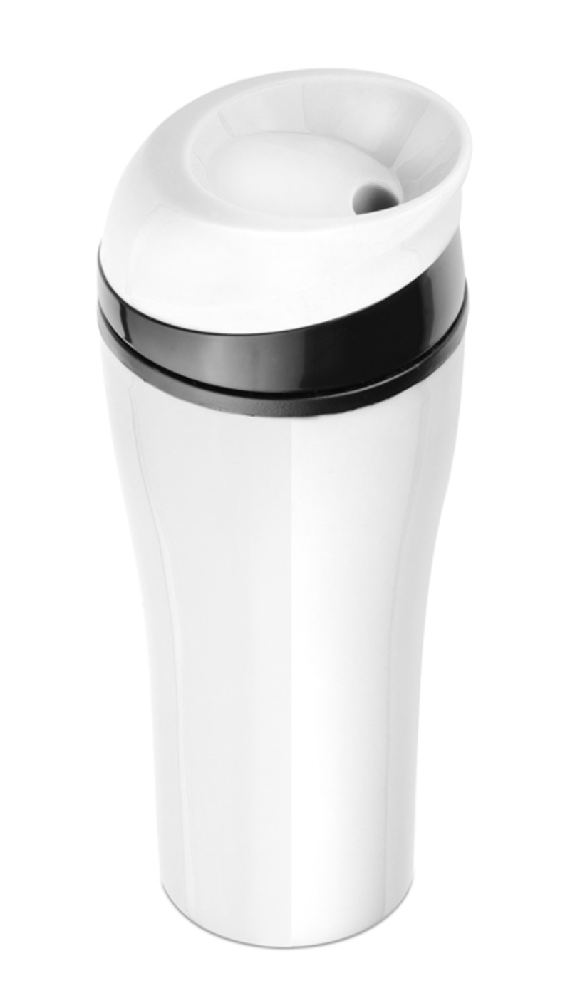 Travel mug SLIDE 400 ml