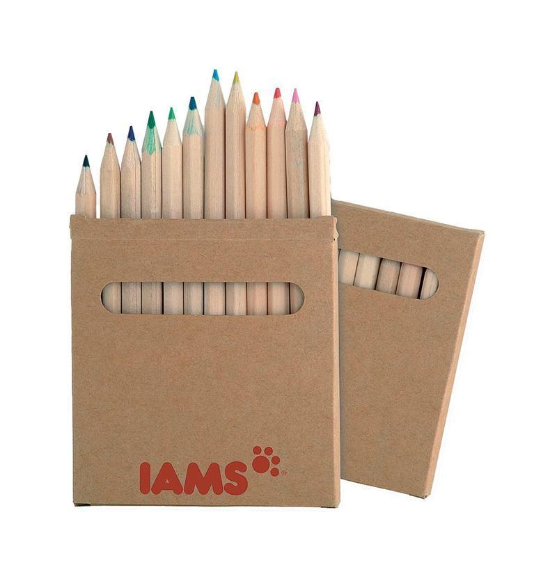 Boys pencil set