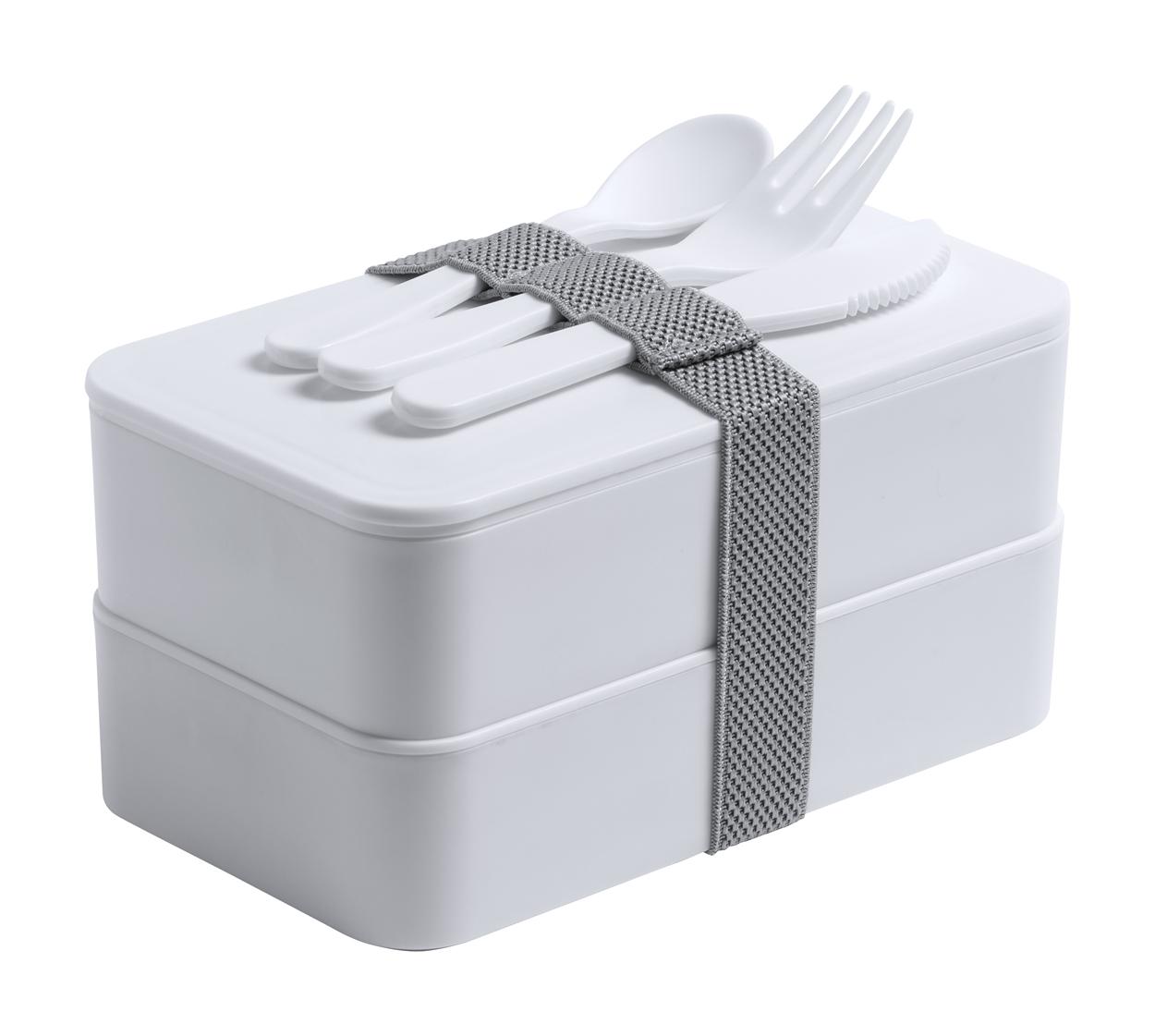Fandex anti-bacterial lunch box