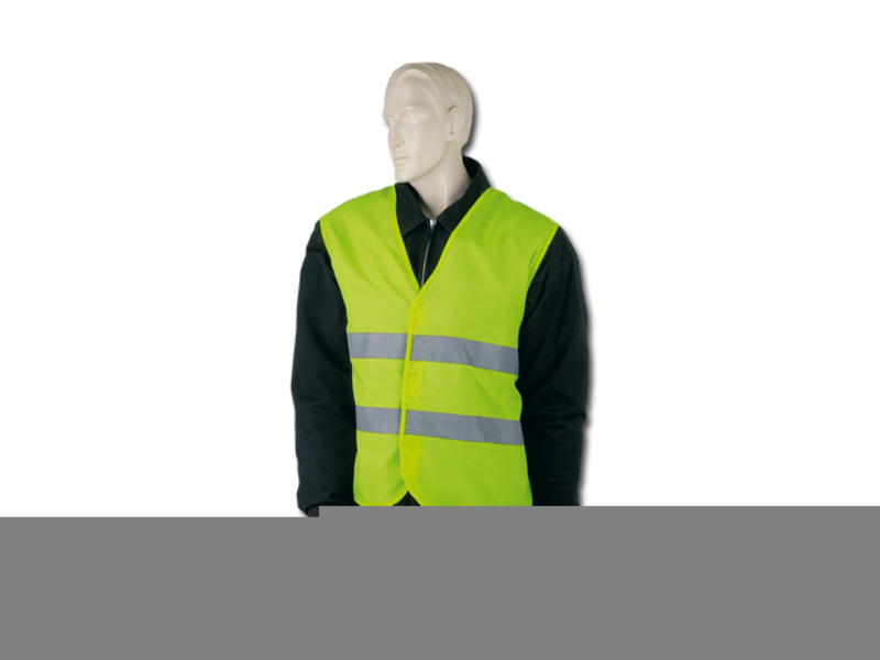 IRMA safety vest, Hexachrome yellow