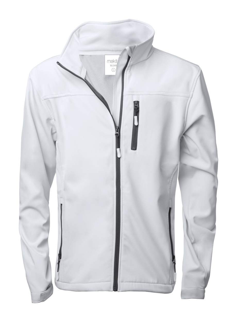 Blear softshell jacket