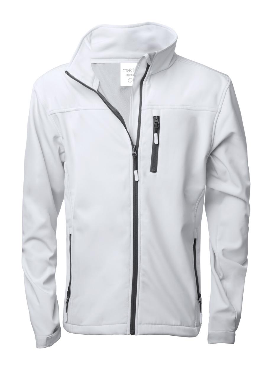 Blear softshell jacket