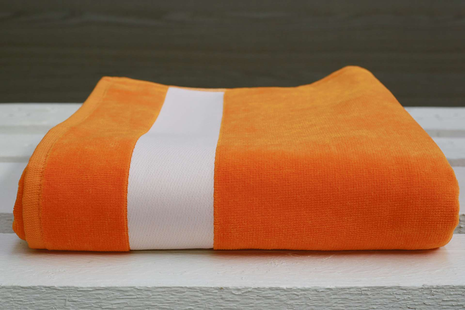 OLIMA VELOUR BEACH TOWEL