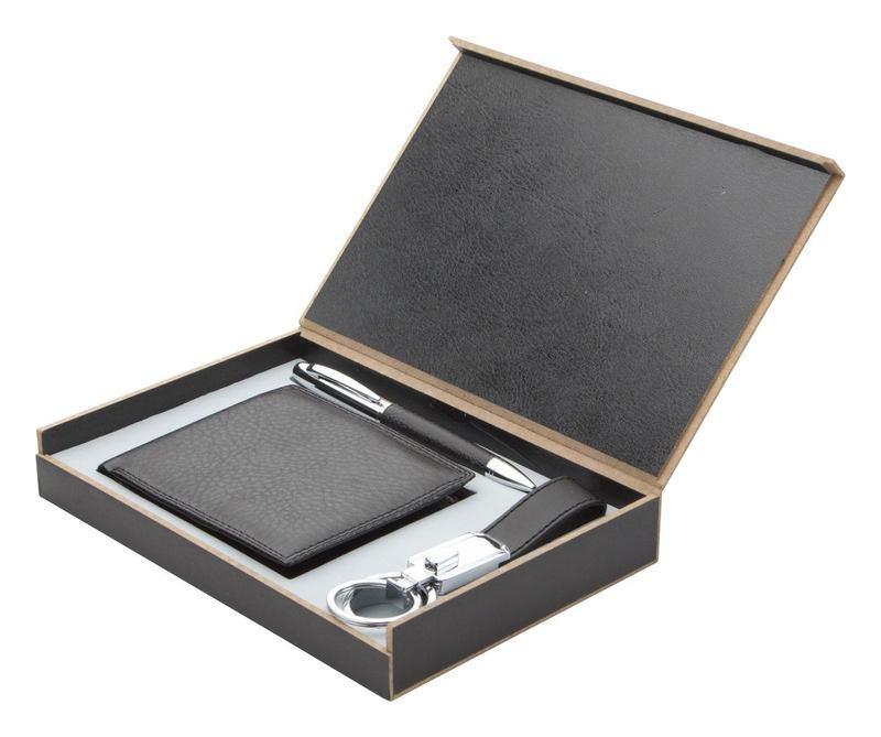 Gentleman wallet set
