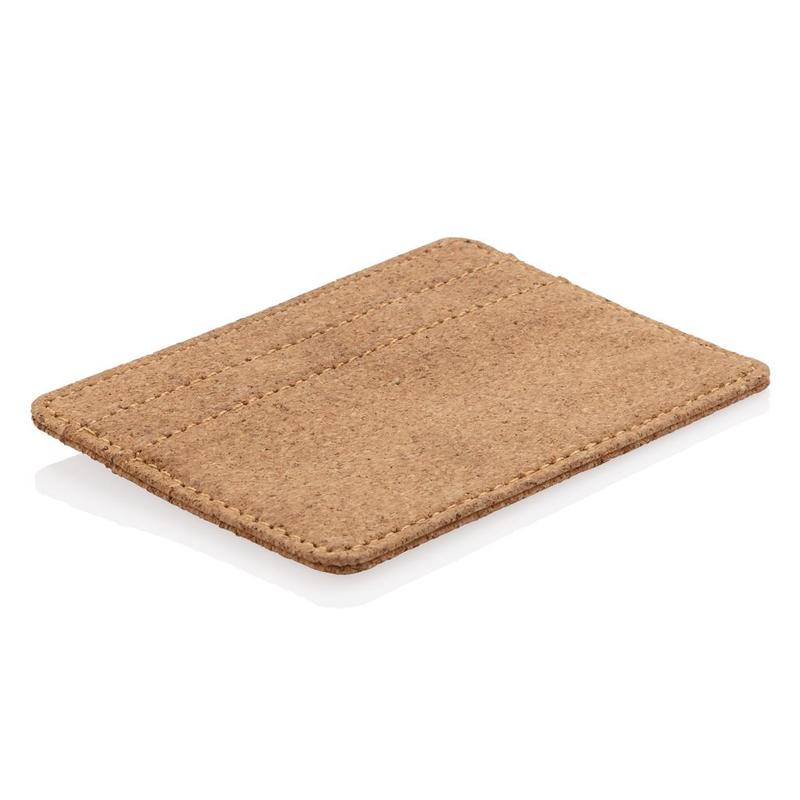 ECO cork secure RFID slim wallet