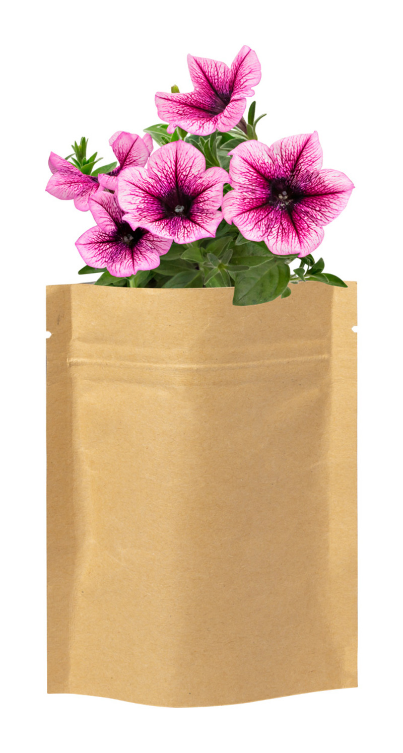 Sober flower planting kit