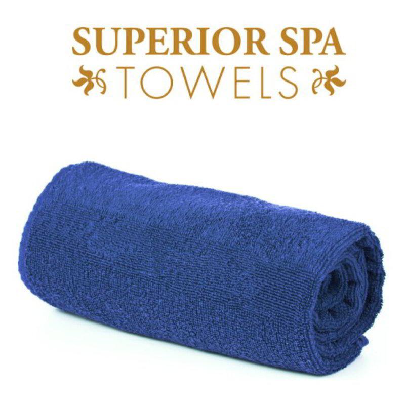 Towel 50x100 blue