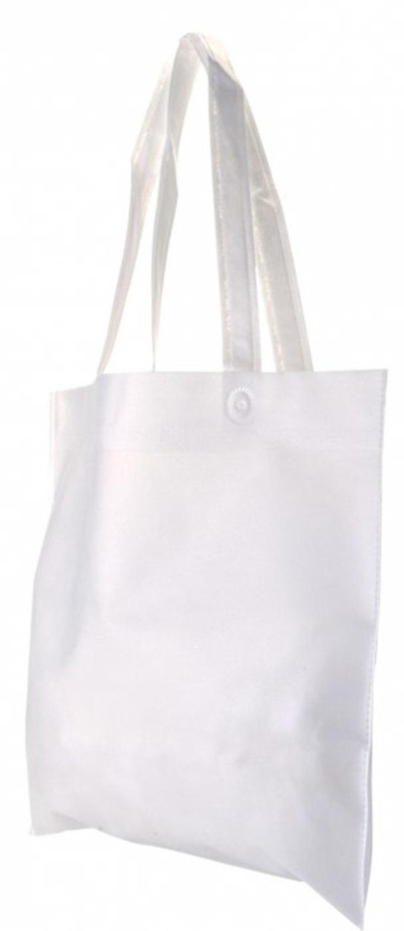 BAG IN TNT WHITE 34X44 cm