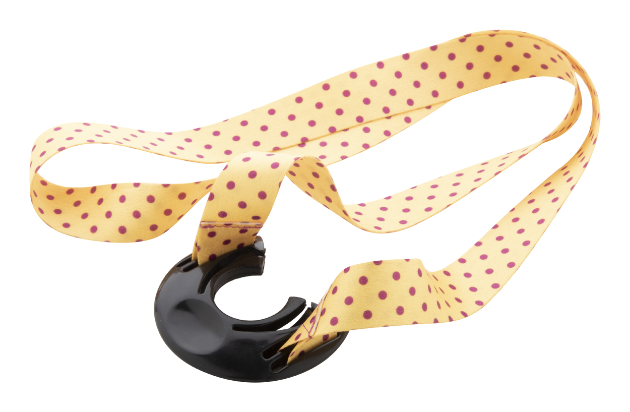Subyard Fresh RPET custom sublimation lanyard