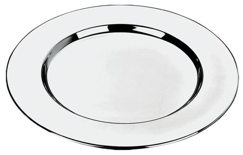 COASTER PLAIN SET 6pcs -d=105 mm