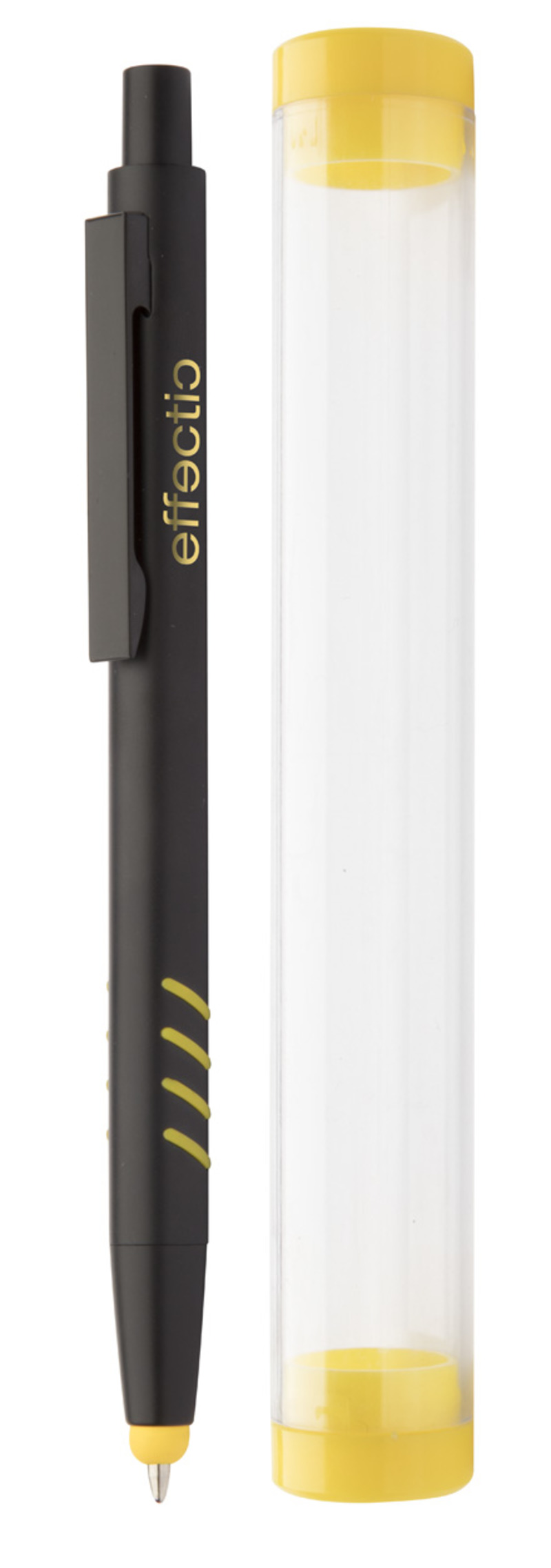 Crovy touch ballpoint pen