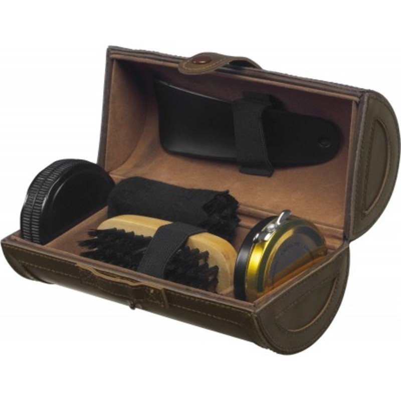 Polish set in deluxe PU case