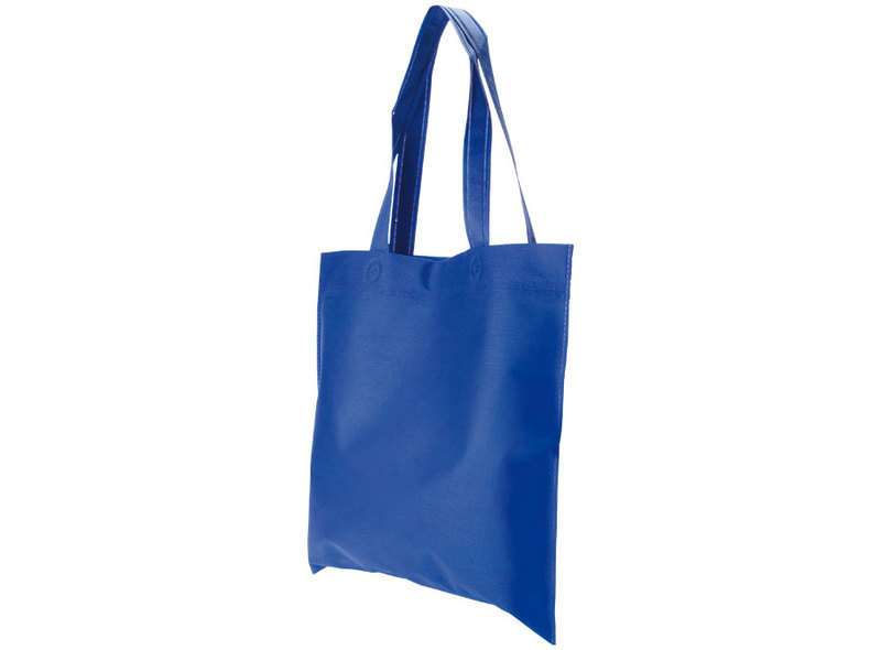 BAG IN TNT ROYAL BLUE 34X44 cm