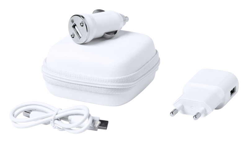 Luzzer USB charger set