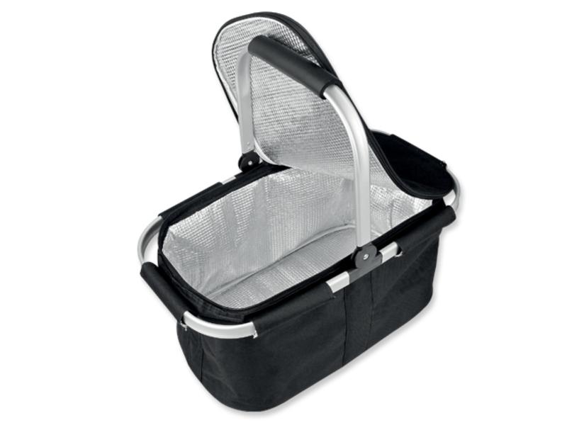 BASKIT thermo picnic basket, Black