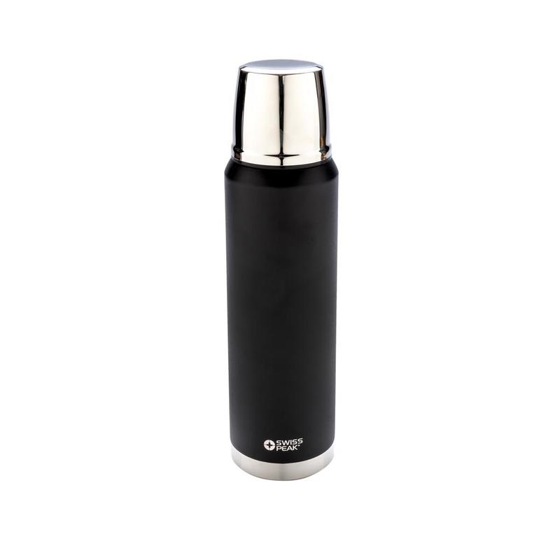 Swiss Peak Elite 1L copper vacuum flask