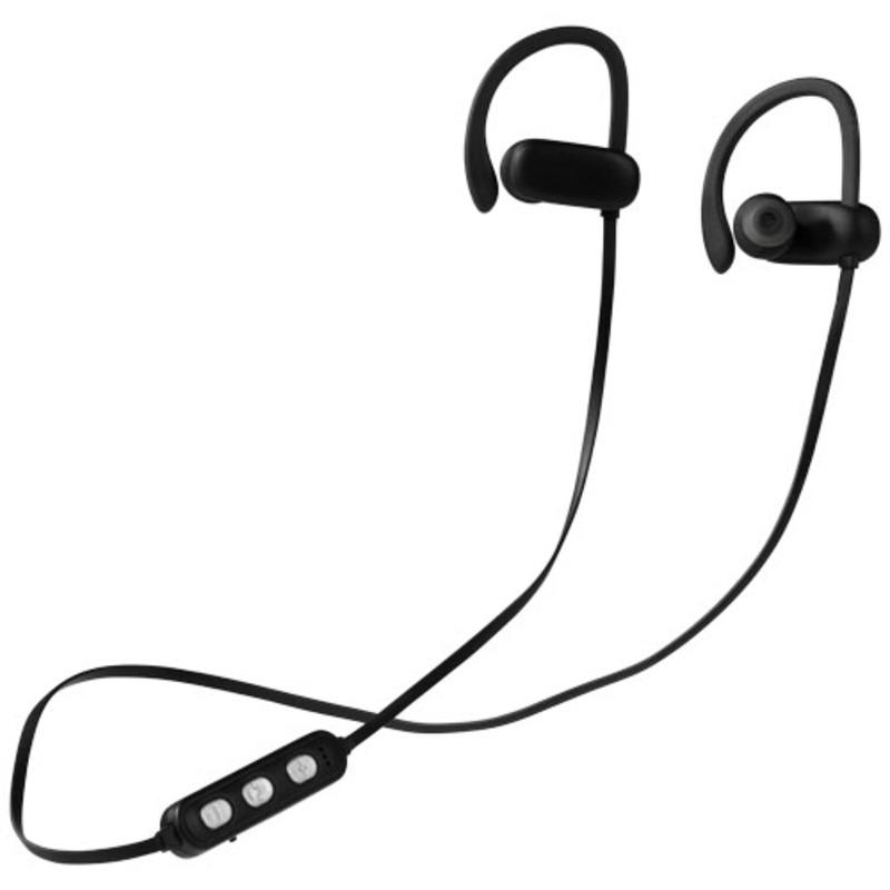 Brilliant light-up logo Bluetooth® earbuds