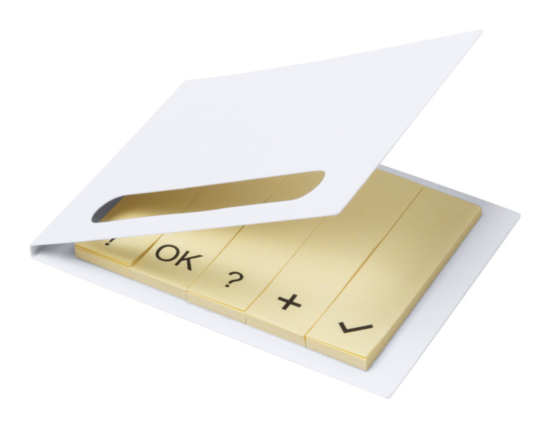 Selide adhesive notepad