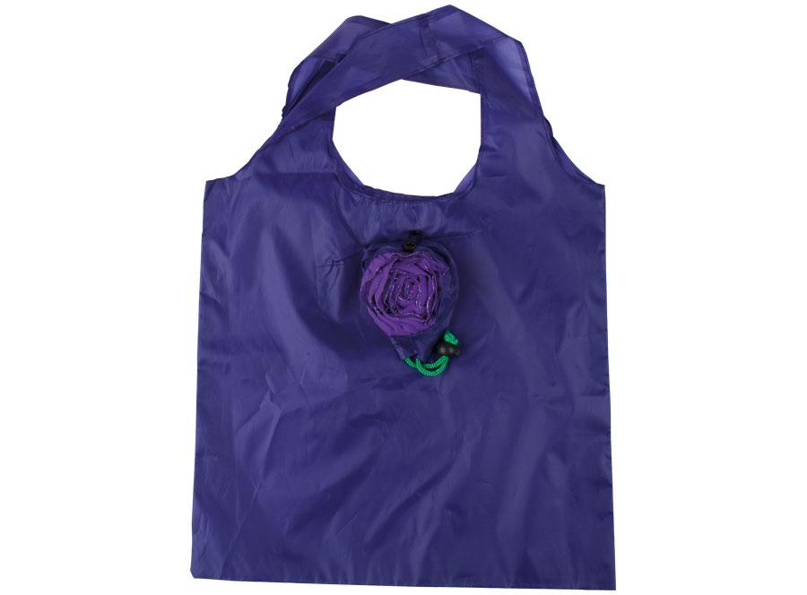 SHOPPING BAG BLUE ROSE
