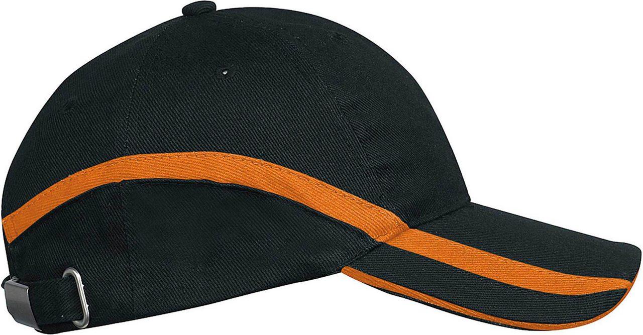 TEAM - 6 PANEL TWO-TONE CAP