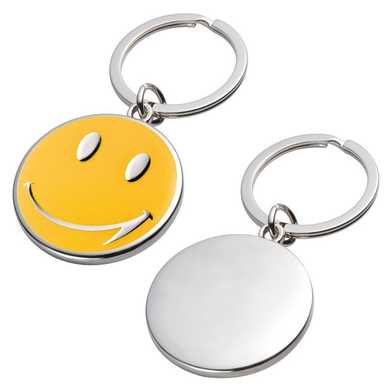 Key ring Smile