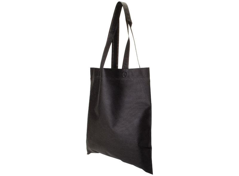 BAG IN TNT BLACK 34X44 cm