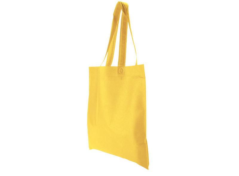 BAG IN TNT YELLOW 34X44 cm