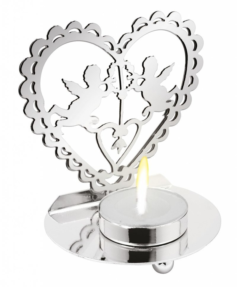 TEA-LIGHT HEART