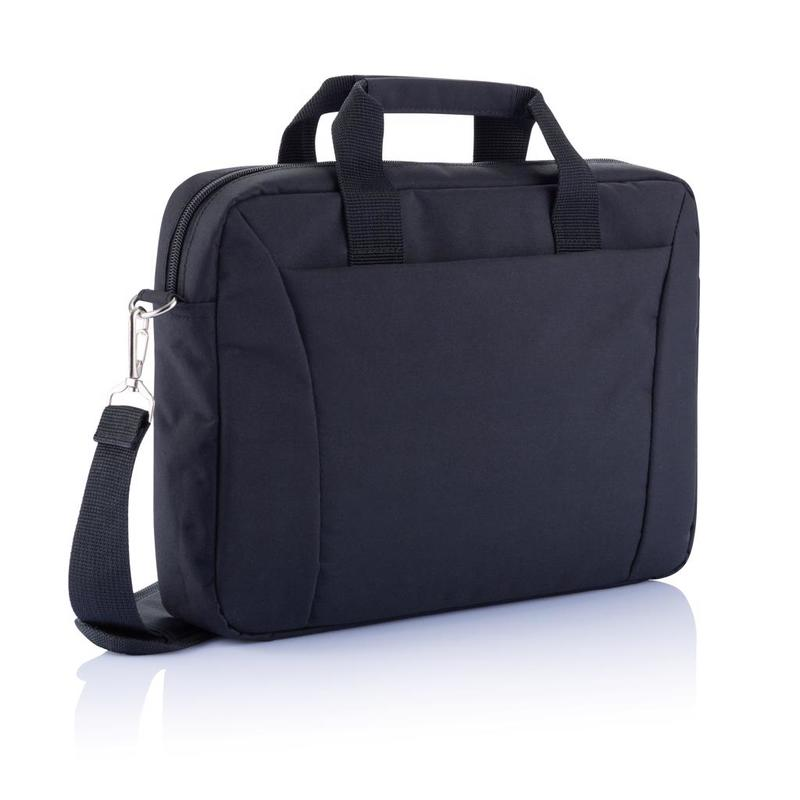 "15,4"" exhibition laptop bag PVC free"