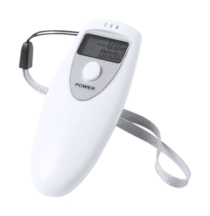 Gamp breathalyser