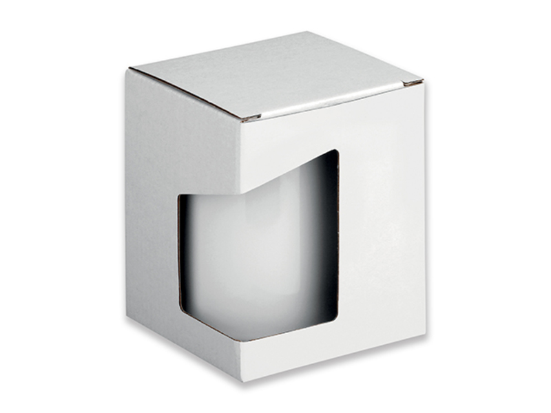 GB ENKO paper gift box, White