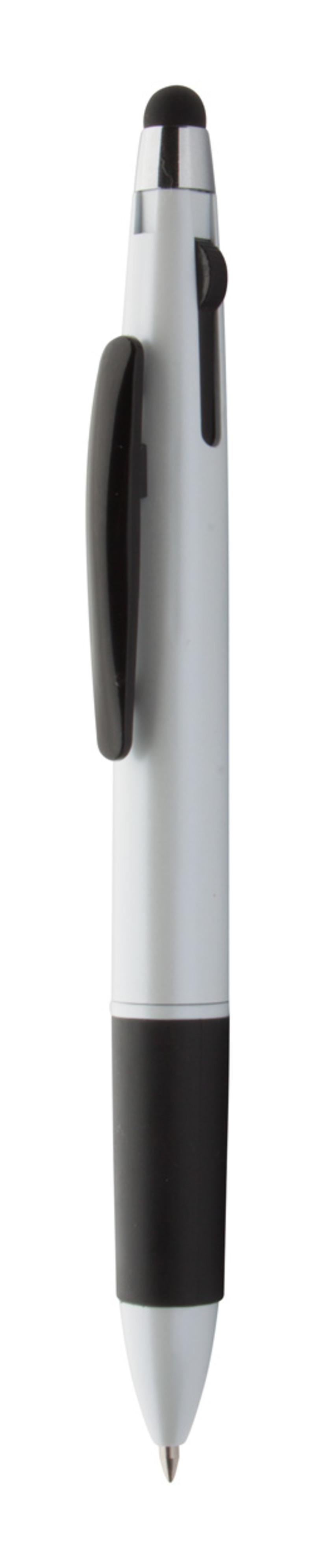 Tricket touch ballpoint pen