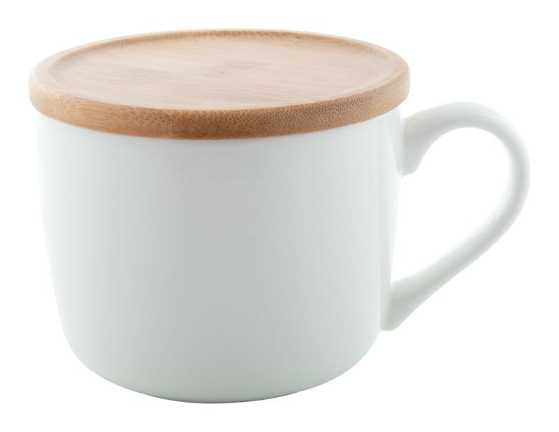 Athena porcelain mug