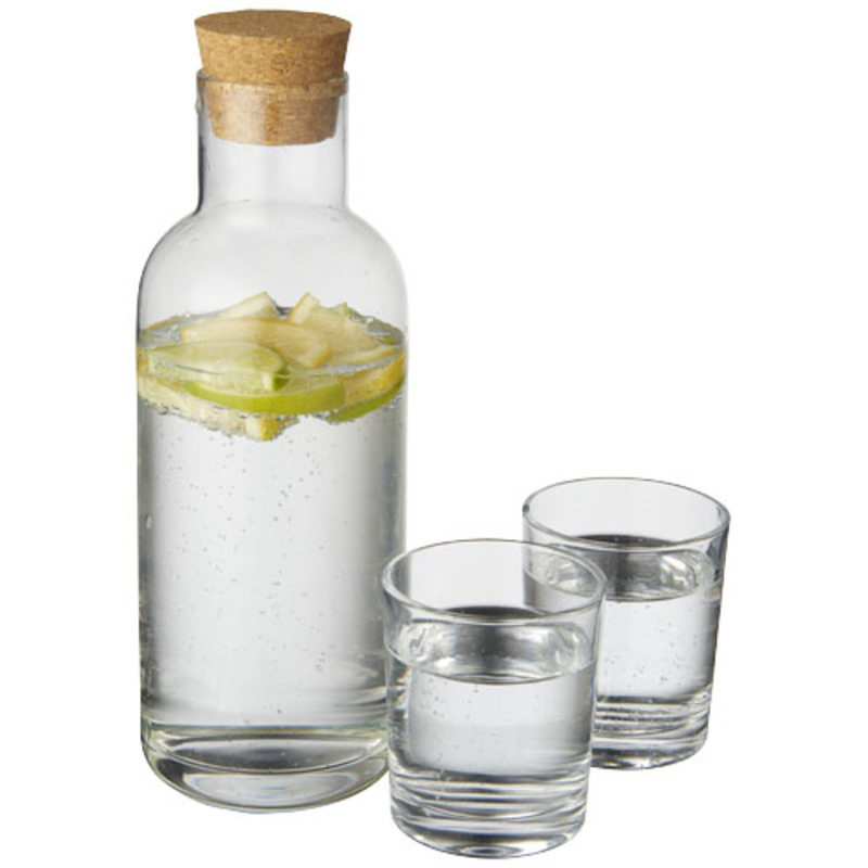 Lane carafe and glass set