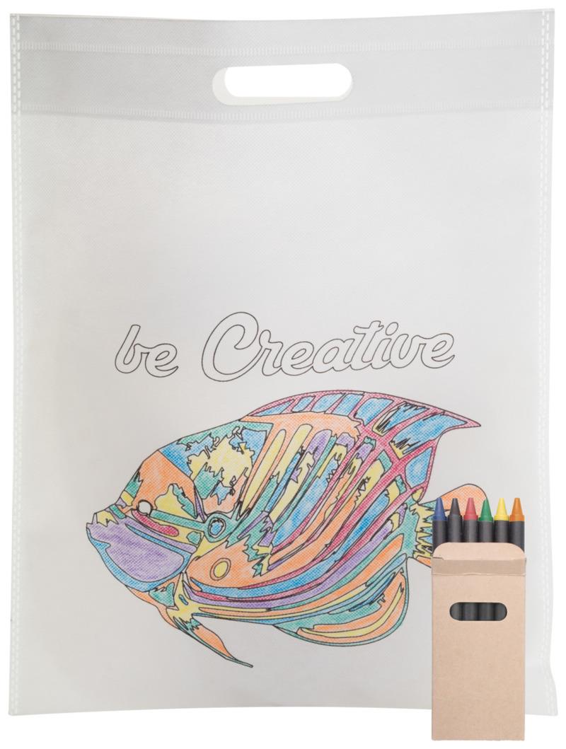 ColourMe shopping bag