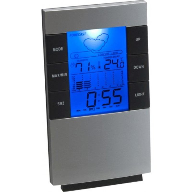 Desk or wall weather station